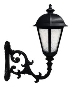 King LED Straatverlichting met Arm - Aluminium voor E27
