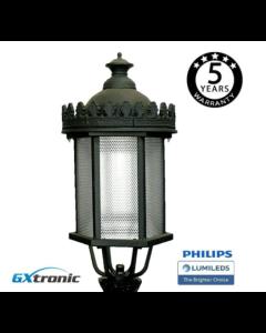Florida LED Straatverlichting 40W LUMILEDS Aluminium